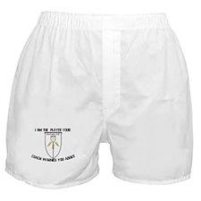 Lacrosse Goalie Warned Boxer Shorts