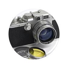 "Unique Camera 3.5"" Button (100 pack)"