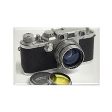 Vintage Leica Camera Magnets
