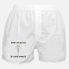 Lacrosse Goalie PAss Boxer Shorts