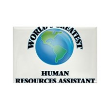 World's Greatest Human Resources Assistant Magnets