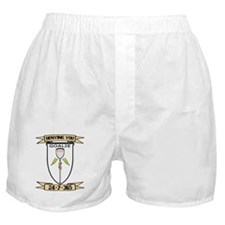 Lacrosse Goalie Deny You Boxer Shorts