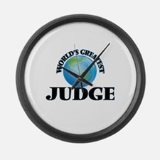 Cute Federal circuit court Large Wall Clock