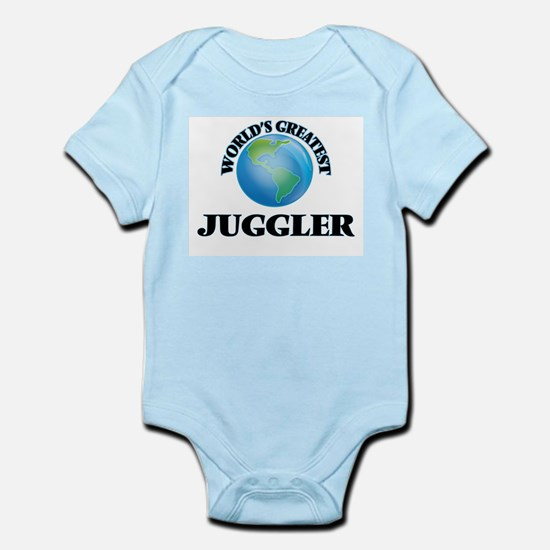World's Greatest Juggler Body Suit