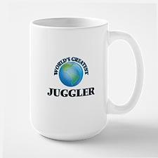 World's Greatest Juggler Mugs