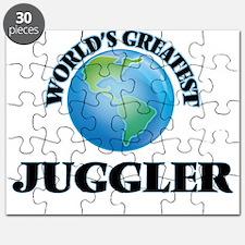 Cute Juggling Puzzle