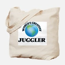 Cute Juggling Tote Bag