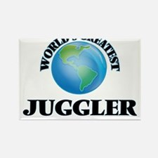 World's Greatest Juggler Magnets