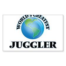 World's Greatest Juggler Decal