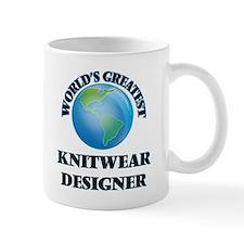 World's Greatest Knitwear Designer Mugs
