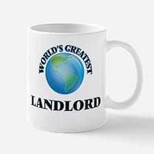 World's Greatest Landlord Mugs