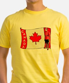 ...Canadian Mountie... T