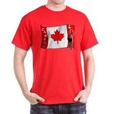 ...Canadian Mountie... T-Shirt