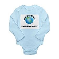 World's Greatest Laryngologist Body Suit