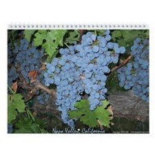 Napa Valley Vineyards - 12-pg. Wall Calendar