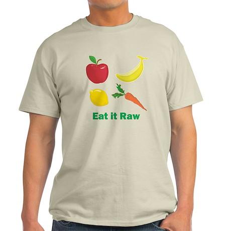 Eat it Raw Light T-Shirt