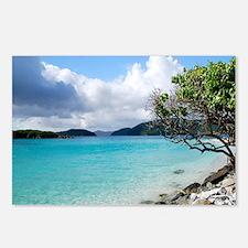 Cinnamon Bay Postcards (package Of 8)
