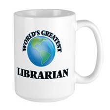 World's Greatest Librarian Mugs