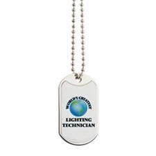Unique Stage lighting Dog Tags