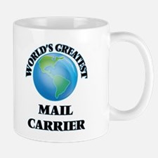 World's Greatest Mail Carrier Mugs