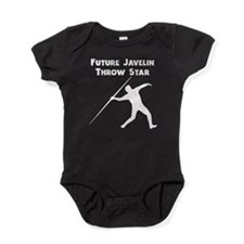 Future Javelin Throw Star Baby Bodysuit