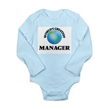 World's Greatest Manager Body Suit