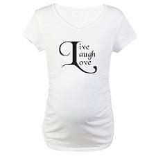 Live, Laugh, Love Shirt