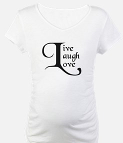 Live, Laugh, Love Shirt