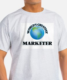 World's Greatest Marketer T-Shirt