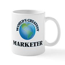 World's Greatest Marketer Mugs