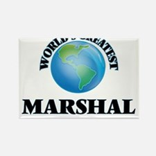 World's Greatest Marshal Magnets