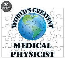 Unique Medical physicist Puzzle