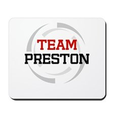 Preston Mousepad