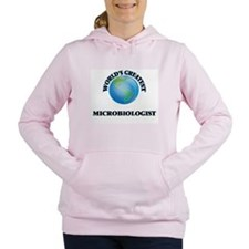 Unique Microbiology Women's Hooded Sweatshirt