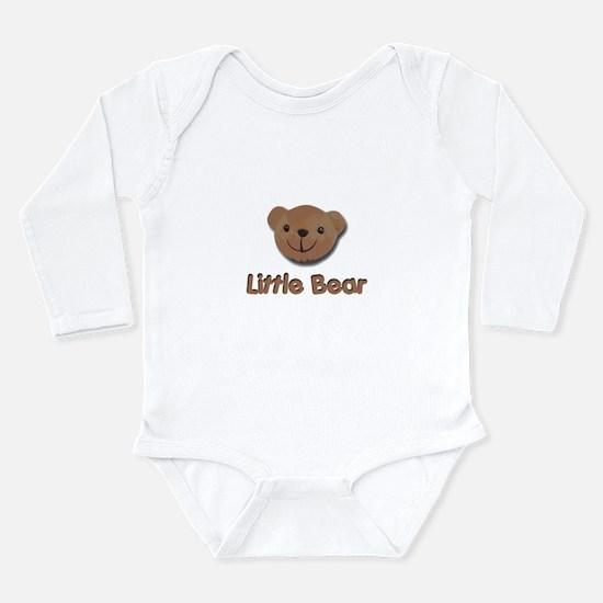 Little Bear Infant Bodysuit Body Suit
