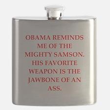anti obama Flask