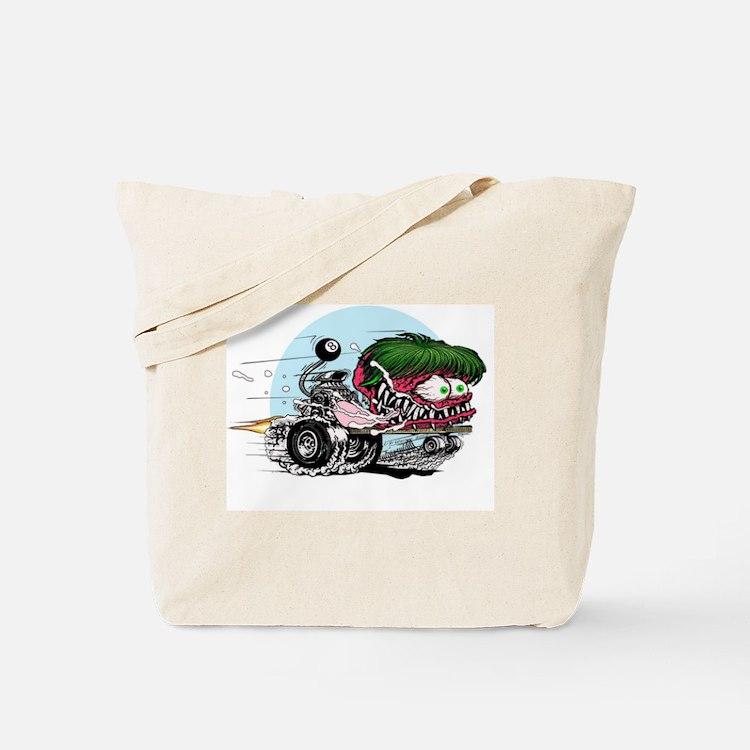 Cute Rat fink Tote Bag