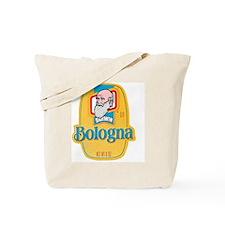 Cute God created evolution Tote Bag