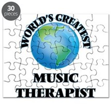 Cute Music therapy Puzzle