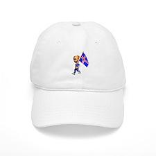 Iceland Girl Baseball Cap