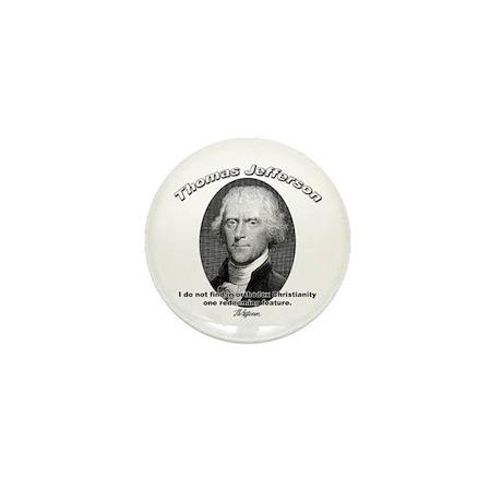 Thomas Jefferson 15 Mini Button