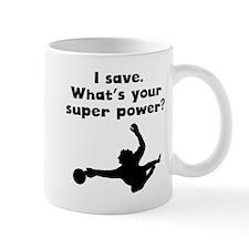 I Save Super Power Mugs