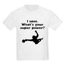 I Save Super Power T-Shirt