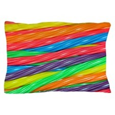 Cute Licorice candy Pillow Case