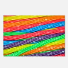 Funny Licorice Postcards (Package of 8)