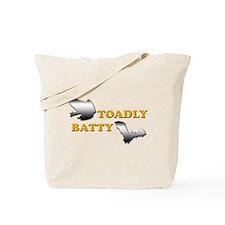 Toadly Batty Tote Bag