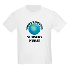World's Greatest Nursery Nurse T-Shirt