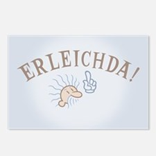 Erleichda! Postcards (Package of 8)