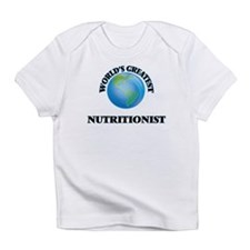 Cute Worlds greatest nutritionist Infant T-Shirt
