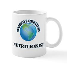 World's Greatest Nutritionist Mugs